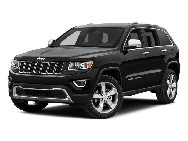 Pre-Owned 2015 Jeep Grand Cherokee Limited RWD Sport Utility