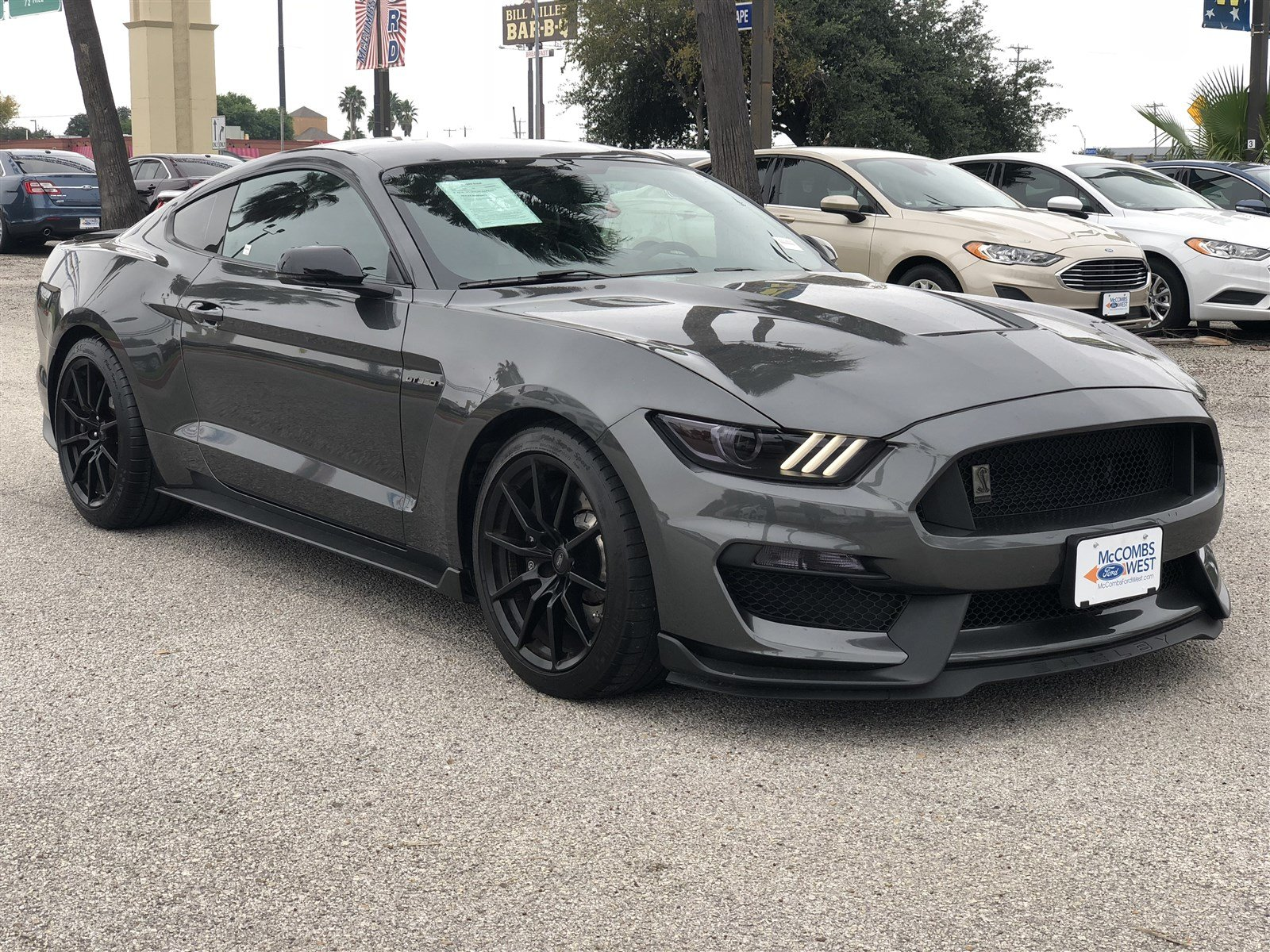 Certified pre owned 2016 ford mustang shelby gt350