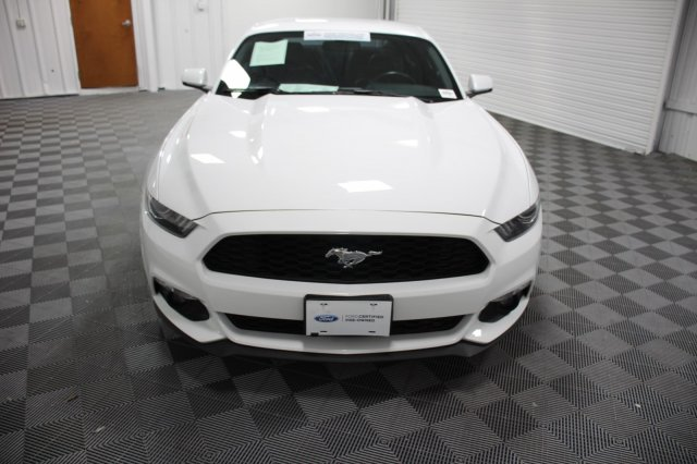 Certified Pre-Owned 2016 Ford Mustang EcoBoost