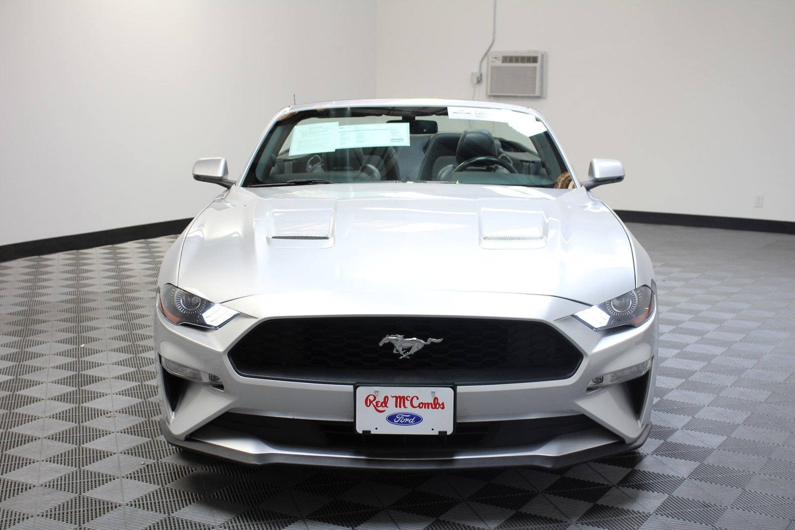 Certified Pre-Owned 2018 Ford Mustang ECO Premium