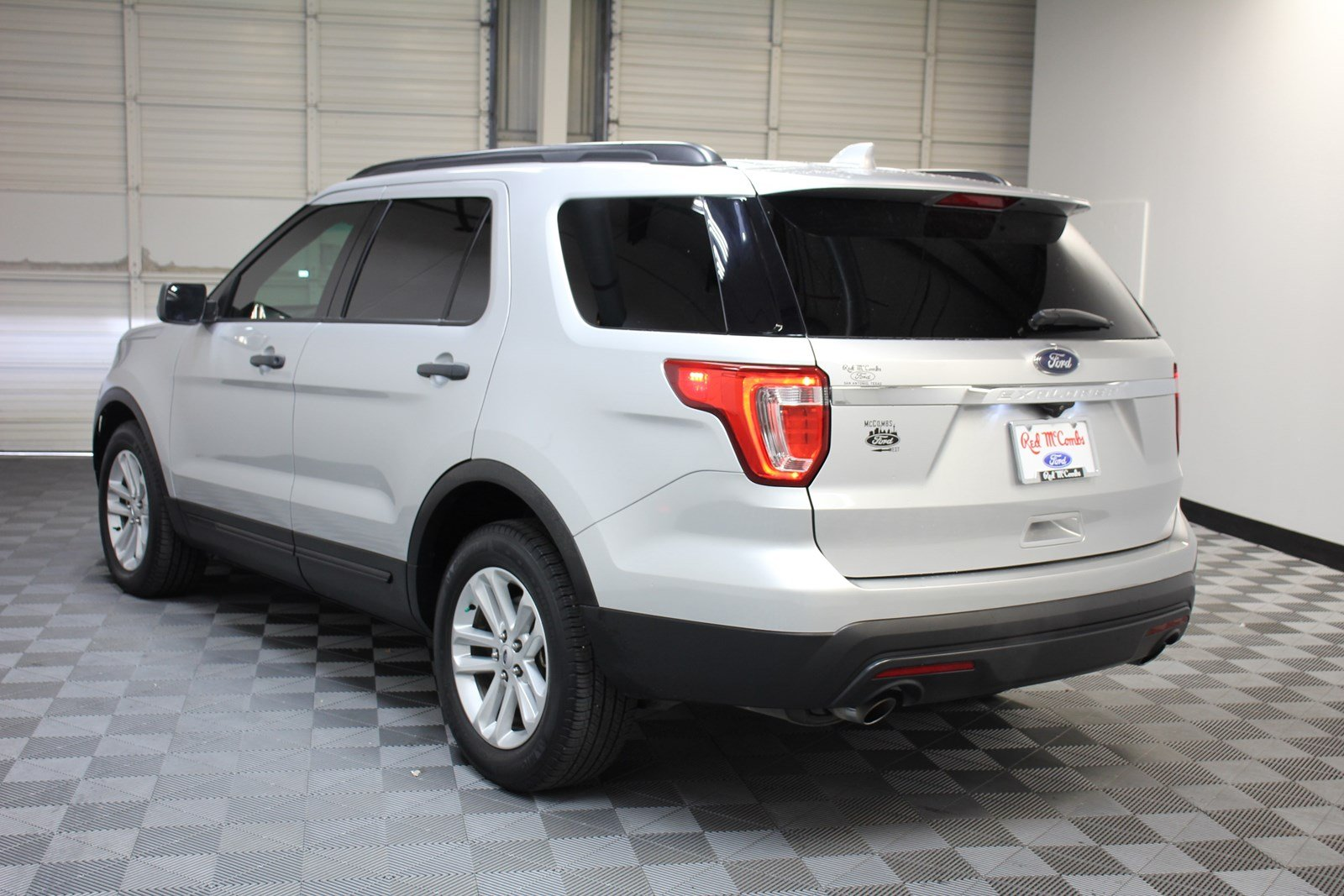 Certified Pre-Owned 2017 Ford Explorer