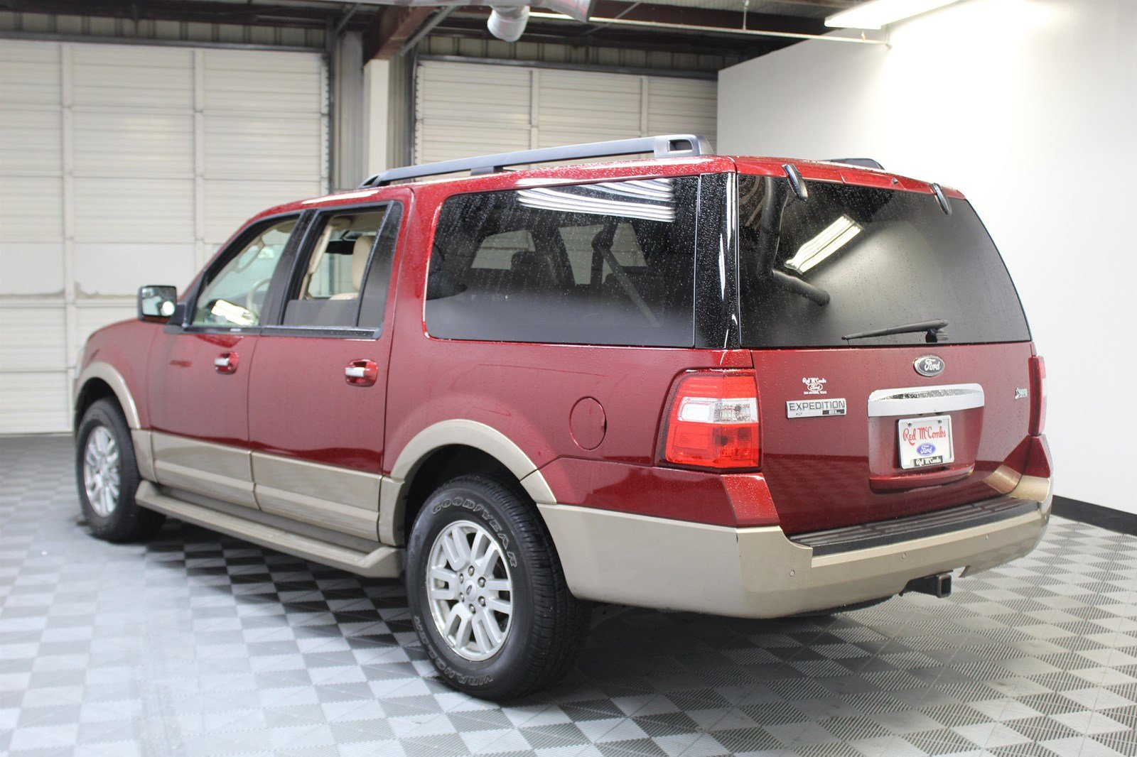 Pre-Owned 2014 Ford Expedition EL King Ranch
