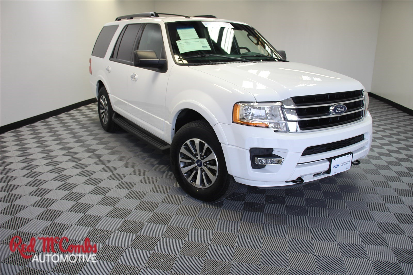 Certified Pre Owned 2017 Ford Expedition Xlt Sport Utility In San