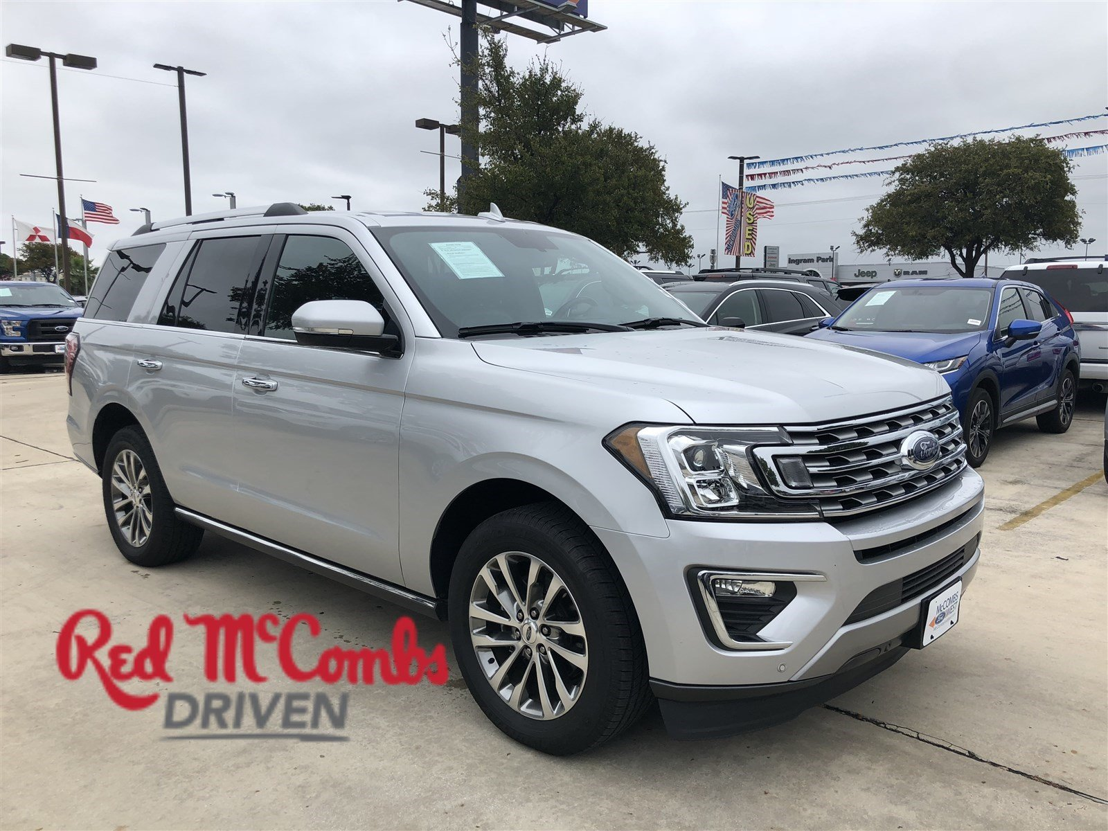 Certified Pre Owned 2018 Ford Expedition Limited