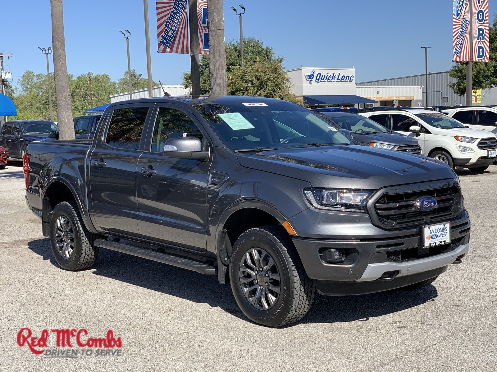Certified Pre-Owned 2019 Ford Ranger Lariat