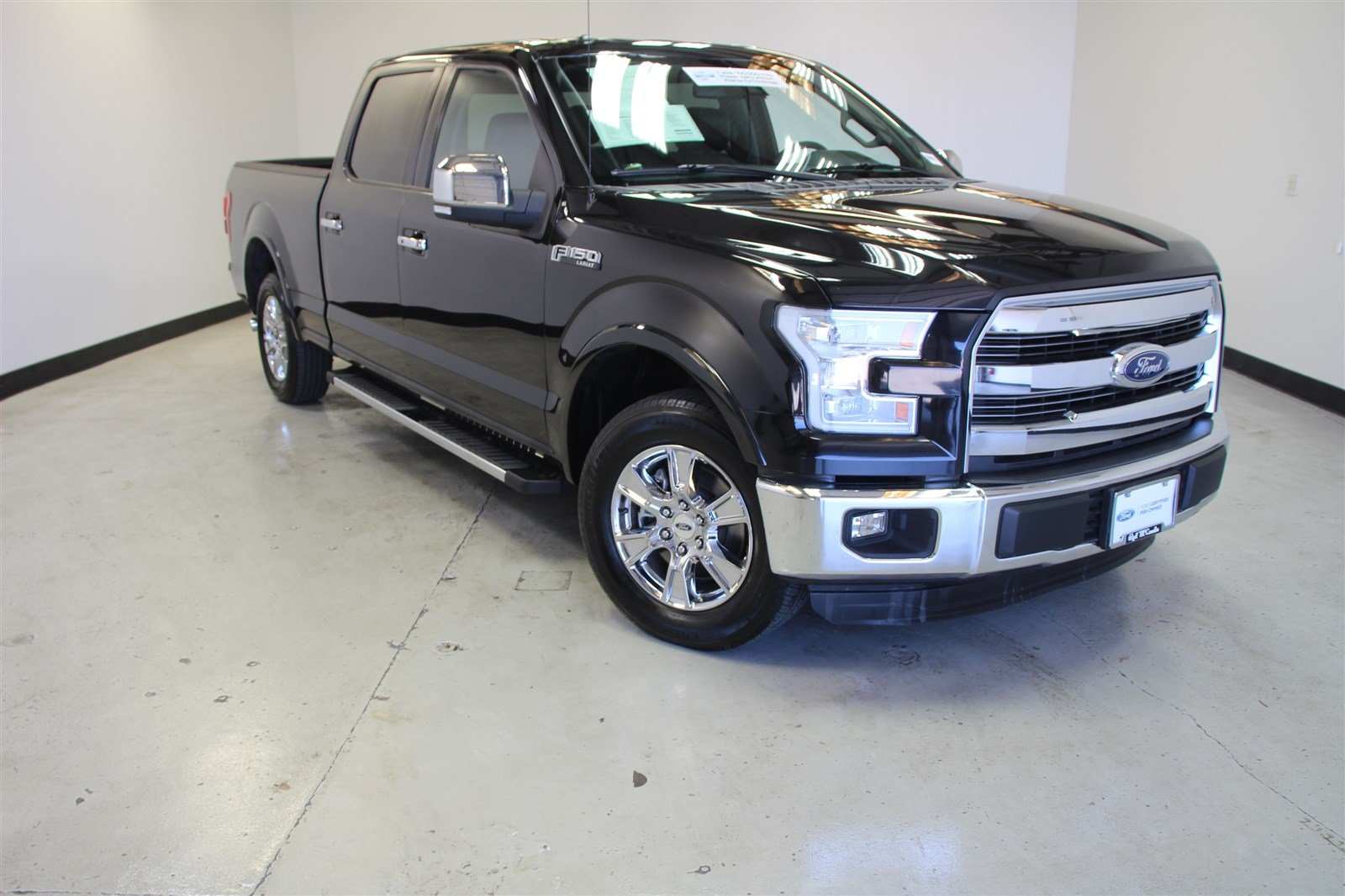 Pre Owned 2015 Ford F 150 Lariat Crew Cab Pickup In San Antonio 2009 Escape Lift Gate Wiring