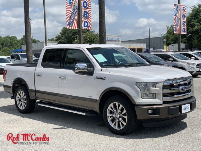 Certified Pre-Owned 2016 Ford F-150 Lariat