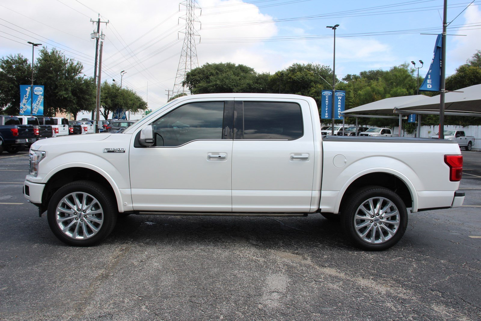 Certified Pre-Owned 2018 Ford F-150 Limited