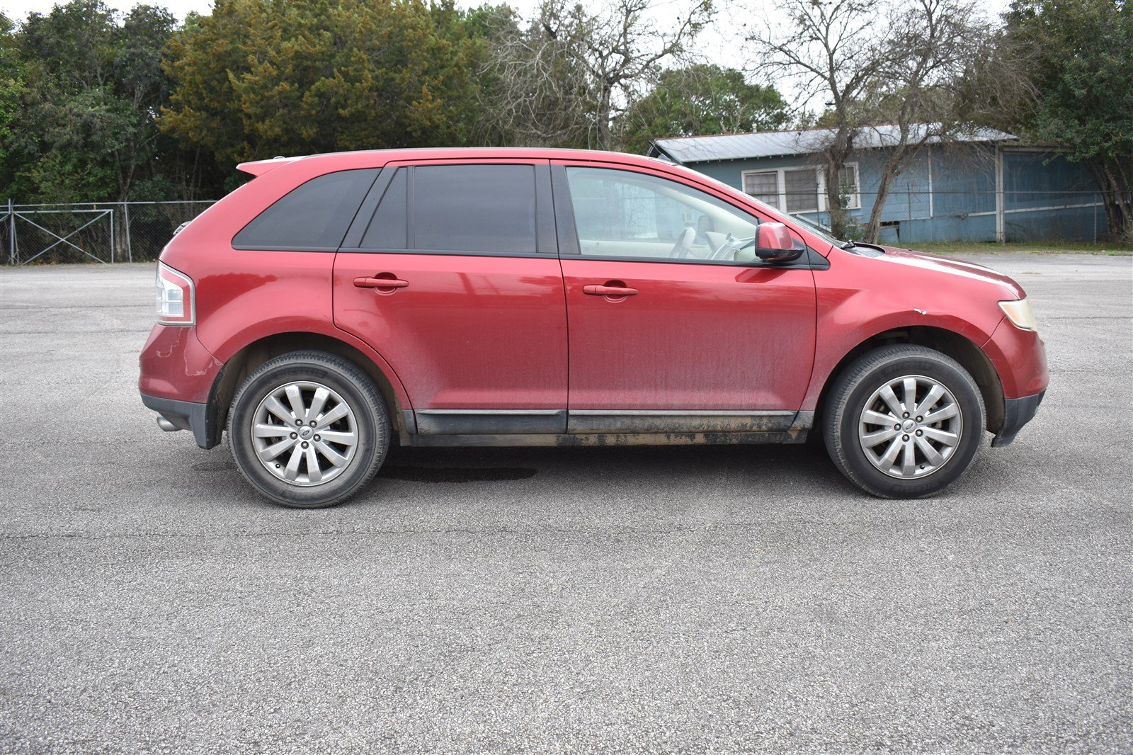 Pre Owned  Ford Edge Sel Plus
