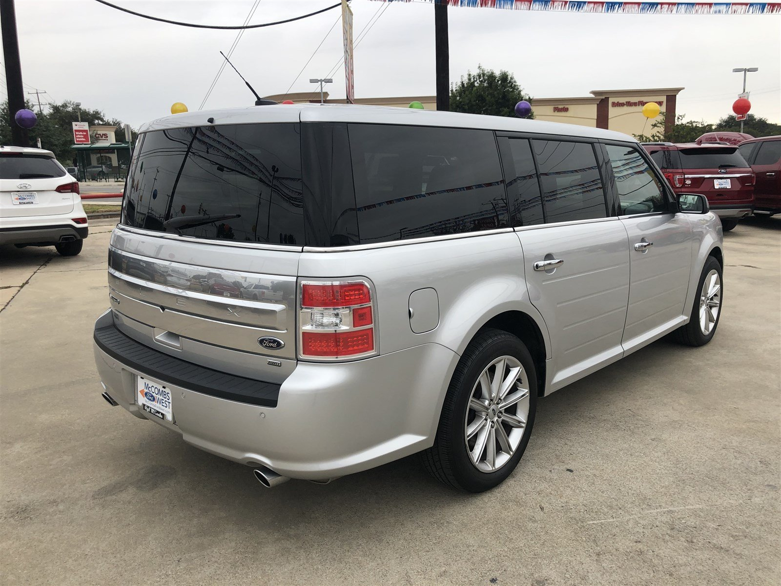 Certified Pre Owned 2018 Ford Flex Limited