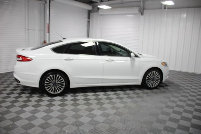 Certified Pre-Owned 2018 Ford Fusion Platinum
