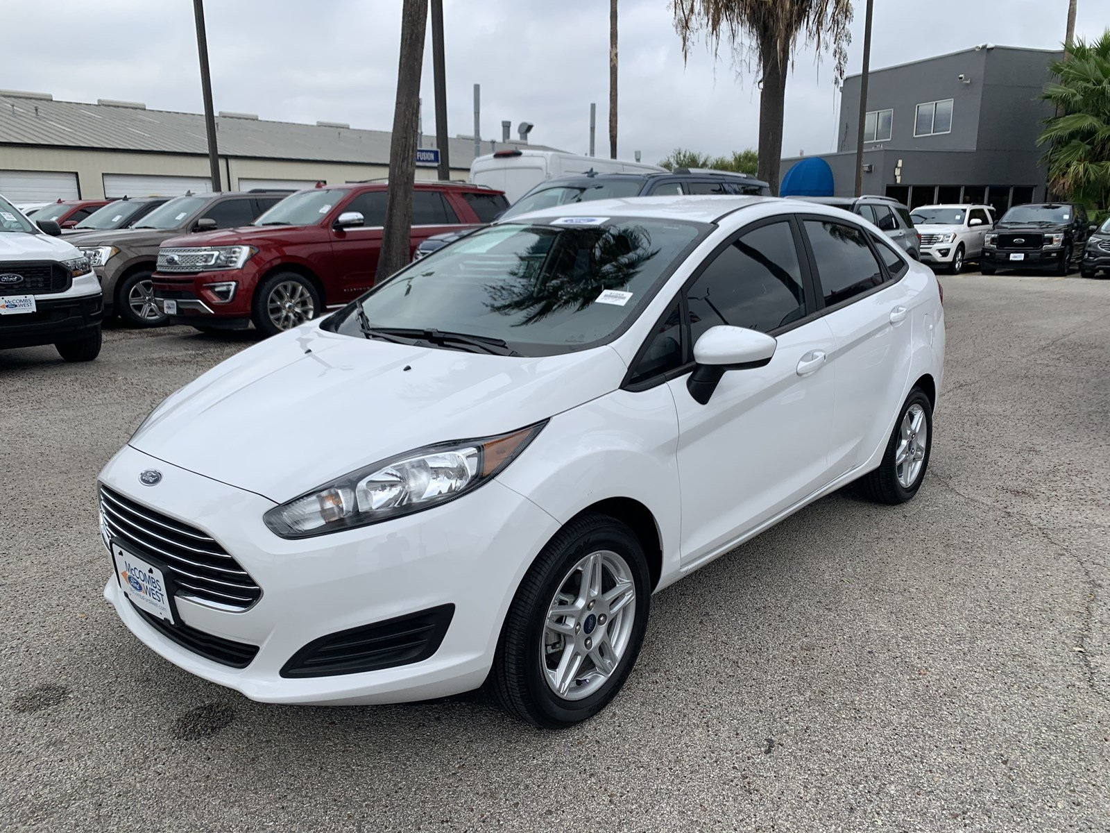 Certified Pre-Owned 2019 Ford Fiesta SE