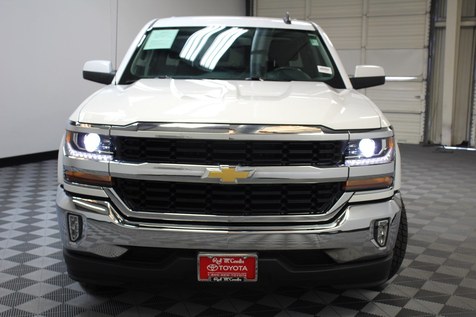 Pre-Owned 2017 Chevrolet Silverado 1500 LT Texas Edition