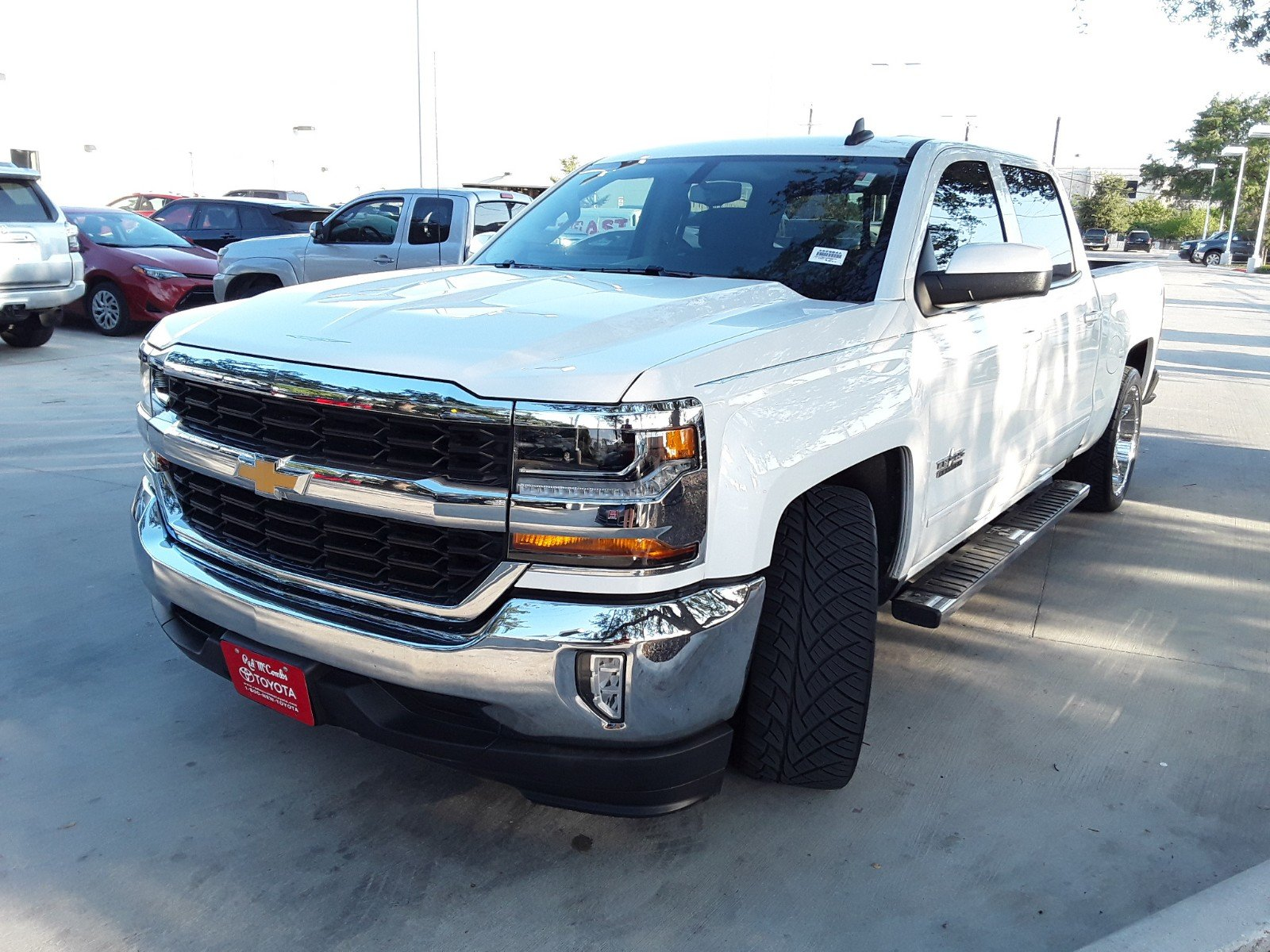 Certified Pre-Owned 2017 Chevrolet Silverado 1500 LT Texas Edition