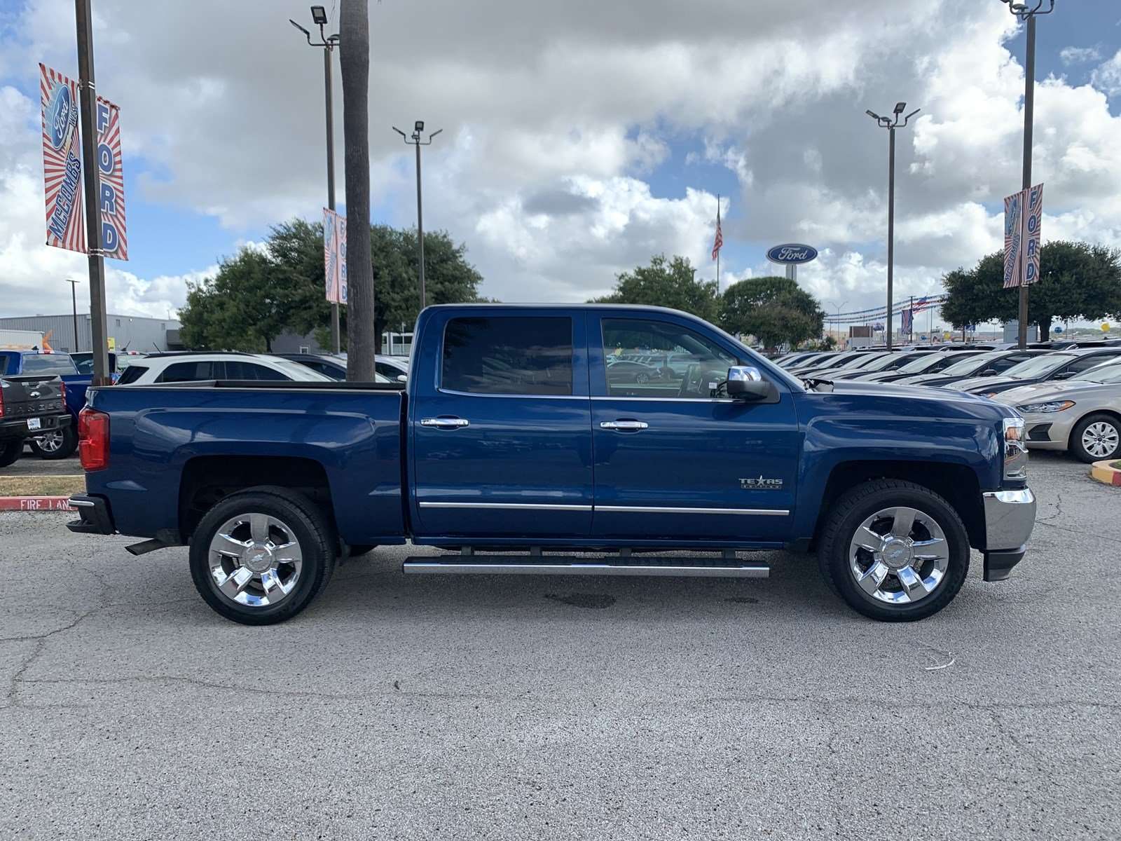 Certified Pre-Owned 2018 Chevrolet Silverado 1500 LTZ