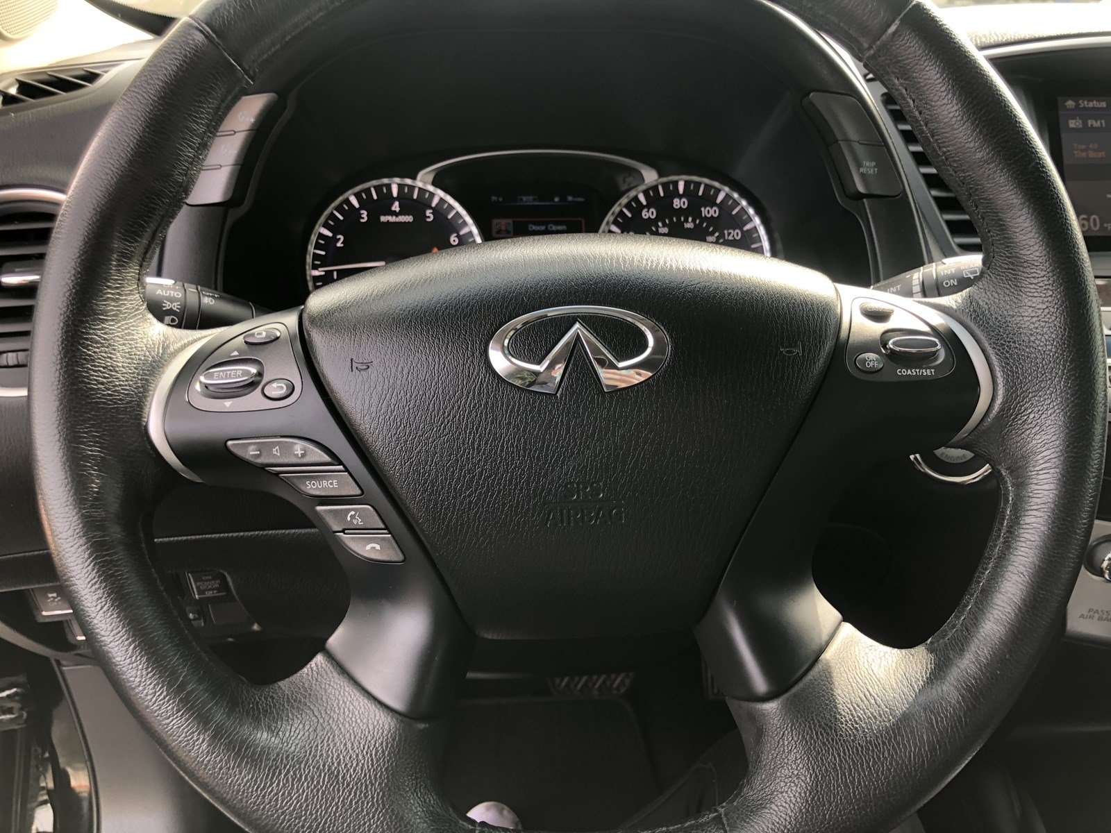 Pre-Owned 2015 INFINITI QX60 4DR FWD