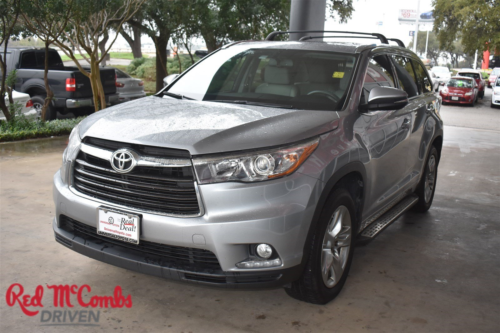 Certified Pre Owned 2016 Toyota Highlander Limited Platinum