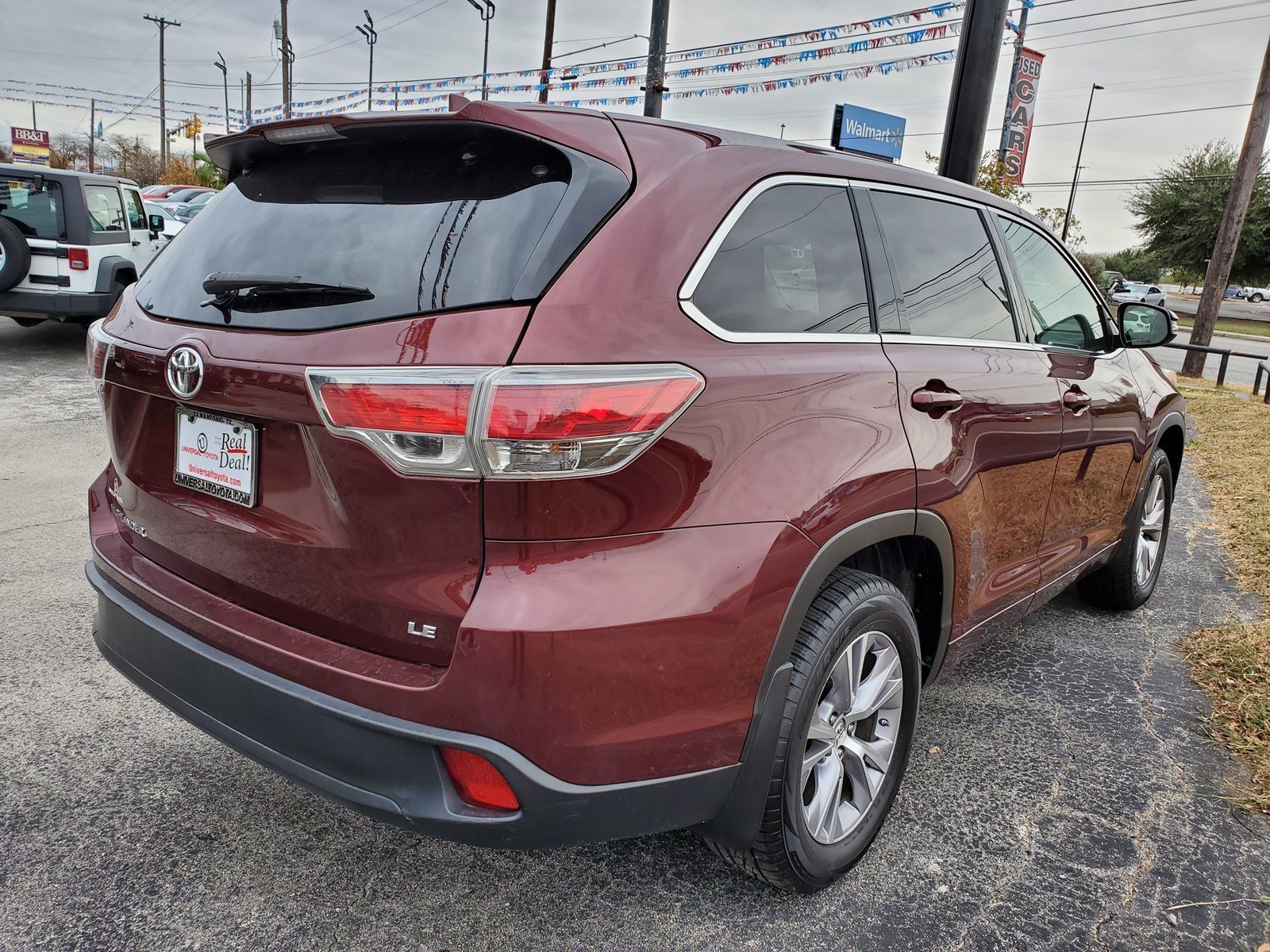 Pre-Owned 2014 Toyota Highlander LE Plus