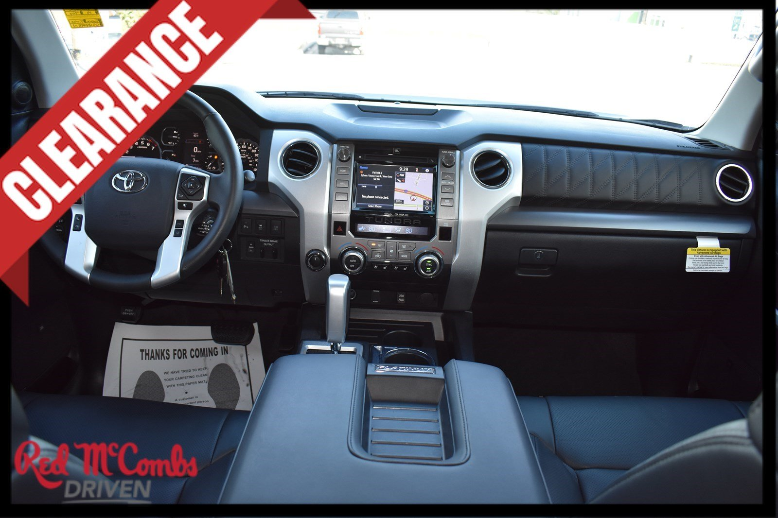 Pre-Owned 2019 Toyota Tundra 4WD Platinum