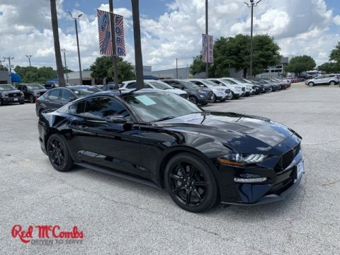 Certified Pre-Owned 2018 Ford Mustang GT