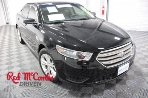 Certified Pre-Owned 2018 Ford Taurus SE