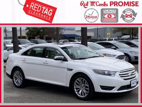 Certified Pre-Owned 2019 Ford Taurus Limited FWD Sedan
