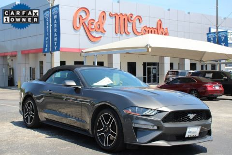 Certified Pre-Owned 2019 Ford Mustang EcoBoost Premium