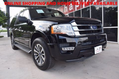 Pre-Owned 2016 Ford Expedition EL King Ranch With Navigation & 4WD