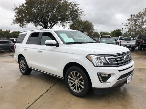 Certified Pre-Owned 2018 Ford Expedition Limited With Navigation