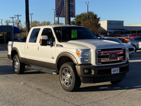 Pre-Owned 2016 Ford Super Duty F-250 SRW Lariat