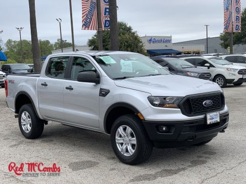 Certified Pre-Owned 2019 Ford Ranger XL