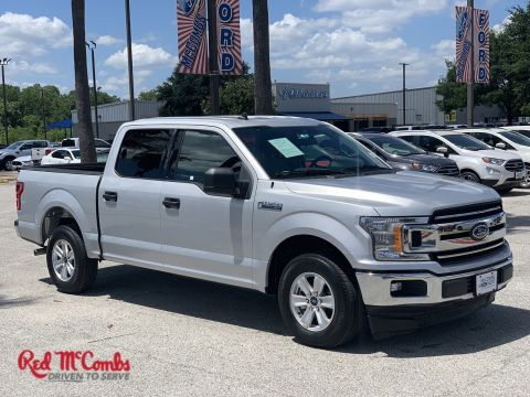 Certified Pre-Owned 2019 Ford F-150 XLT With Navigation