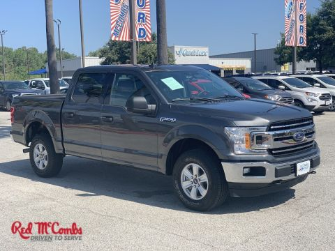 Certified Pre-Owned 2019 Ford F-150 XLT With Navigation & 4WD