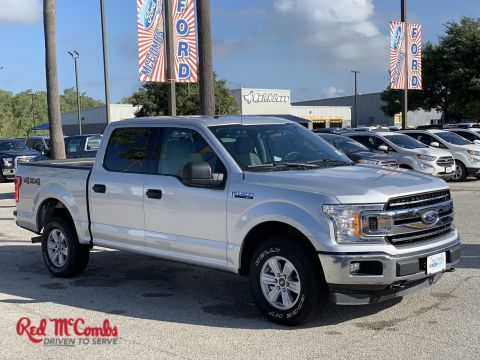 Certified Pre-Owned 2018 Ford F-150 XLT With Navigation & 4WD