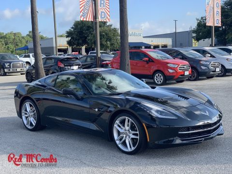Certified Pre-Owned 2018 Chevrolet Corvette 3LT