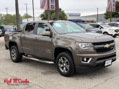 Pre-Owned 2015 Chevrolet Colorado 2WD Z71 RWD Crew Cab Pickup
