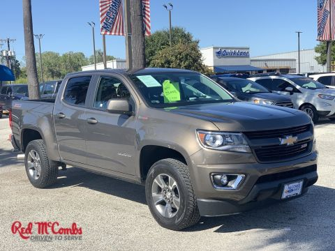 Certified Pre-Owned 2017 Chevrolet Colorado 2WD Z71