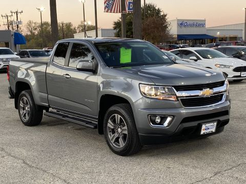 Pre-Owned 2018 Chevrolet Colorado 2WD LT