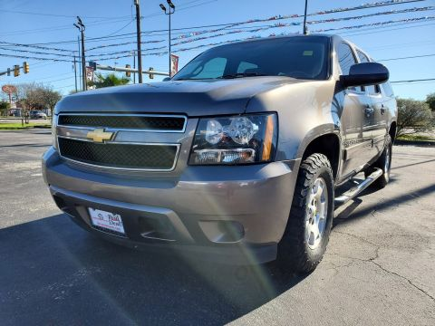 Pre-Owned 2012 Chevrolet Suburban LS