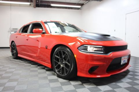 Pre-Owned 2018 Dodge Charger R/T Scat Pack