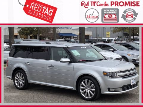 Certified Pre-Owned 2019 Ford Flex Limited EcoBoost With Navigation & AWD