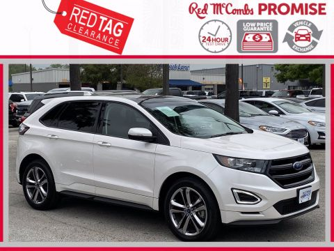 Certified Pre-Owned 2017 Ford Edge Sport AWD