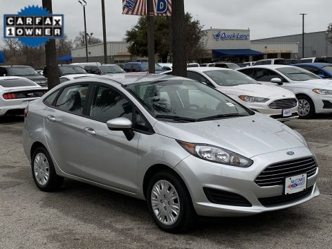 Certified Pre-Owned 2017 Ford Fiesta S