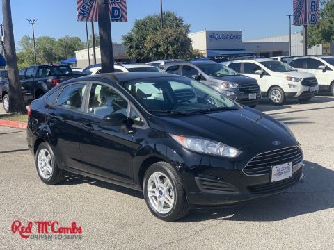 Certified Pre-Owned 2018 Ford Fiesta SE