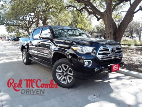 Pre-Owned 2019 Toyota Tacoma 2WD Limited
