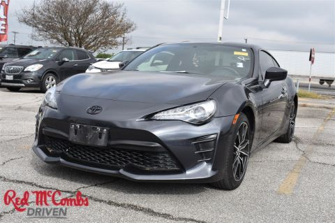 Pre-Owned 2017 Toyota 86 2DR CPE AT