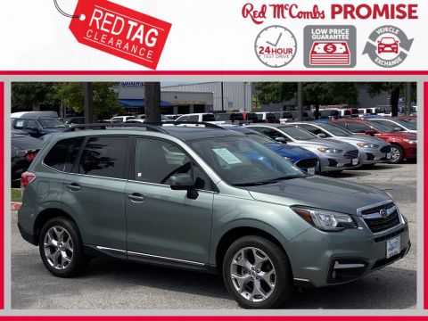 Pre-Owned 2018 Subaru Forester Touring With Navigation & AWD