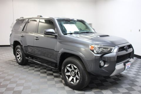 Pre-Owned 2017 Toyota 4Runner TRD Off Road